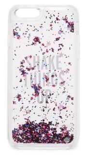 Блестящий чехол Shake Things Up Liquid для iPhone 6/6s Kate Spade New York