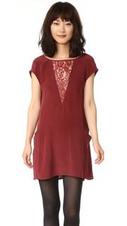 Свободное платье Chantilly Nightcap x Carisa Rene