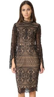 Кружевное платье Mania Ministry of Style