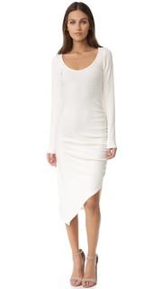 Роскошное рубчатое платье Faustina Rachel Pally