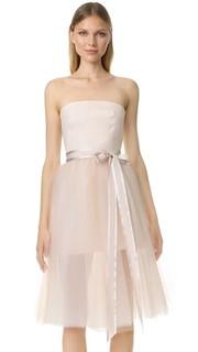 Коктейльное платье Ballerina Monique Lhuillier