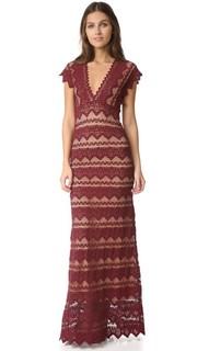 Кружевное платье Sierra Nightcap x Carisa Rene