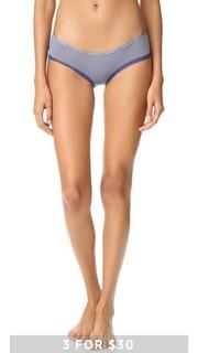 Трусики-шорты Bottoms Up с низкой талией Calvin Klein Underwear