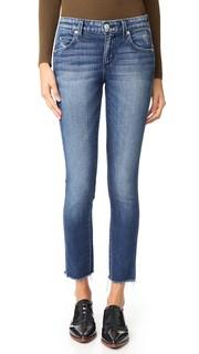 Укороченные джинсы-скинни Stix AMO