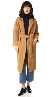 Пальто Fenn Ganni