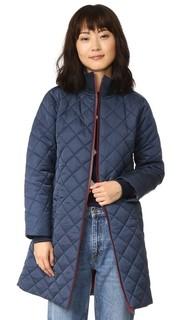 Стеганое пальто Greenwood Ganni