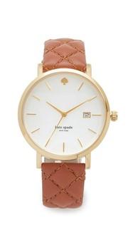 Стеганые часы Metro Kate Spade New York