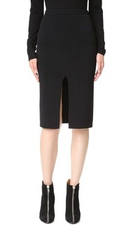 Двусторонняя юбка с разрезом Density Dion Lee