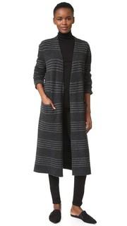 Длинное пальто-свитер Jenni Kayne