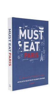 Must Eat Paris Books With Style