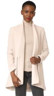 Пальто с молнией Michelle Mason