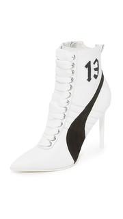 Ботильоны в стиле кроссовок Puma x Rihanna