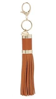 Зарядное устройство и подвеска в виде кисточки на сумку Rebecca Minkoff