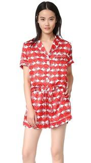 Короткая пижама Tatou Zhoulii