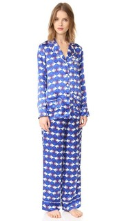 Длинная пижама Coco Zhoulii