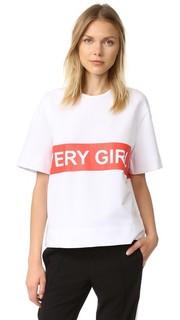 Футболка Every Girl is Kate Moss