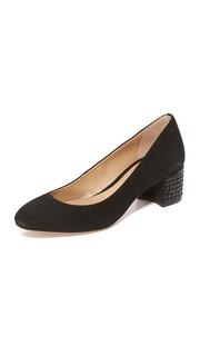 Туфли-лодочки Arabella на низком каблуке Michael Michael Kors