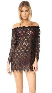 Кружевное платье Rose Peixoto