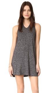 Мини-платье с небольшим овальным вырезом Riller & Fount