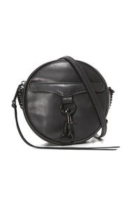 Круглая сумка через плечо MAC Rebecca Minkoff
