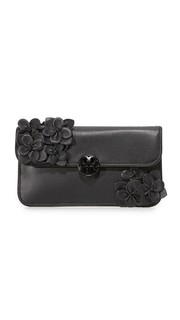 Клатч-конверт Flower Tory Burch