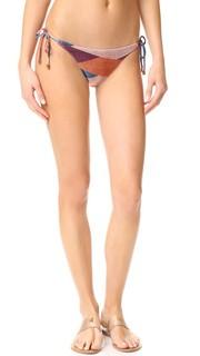 Плавки бикини с завязками Ananda ViX Swimwear