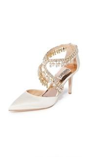 Туфли-лодочки Glamour в стиле dOrsay Badgley Mischka