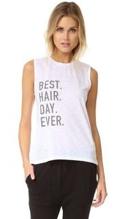 Майка Best Hair Day Ever Drybar