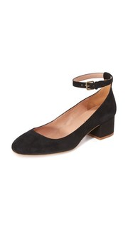 Туфли Victoria на толстом каблуке с ремешком на щиколотке Madewell