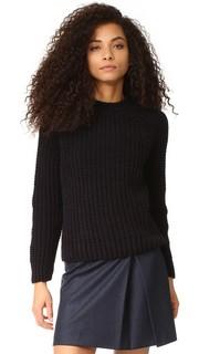 Пуловер Velvet из толстого трикотажа Maison Kitsune