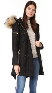Шерстяное пальто Delancey Sam.