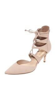 Туфли-лодочки на шнуровке Suzin Schutz