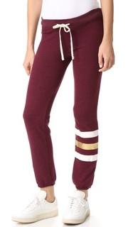 Спортивные брюки в полоску Sundry