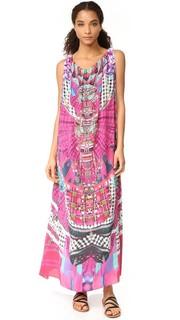 Платье на завязках Camilla