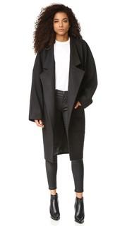 Пальто с заниженными лацканами Oak