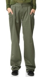 Холщовые брюки Baja East