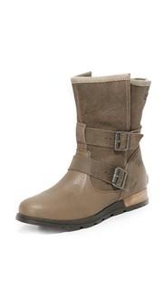 Байкерские ботинки Major Sorel