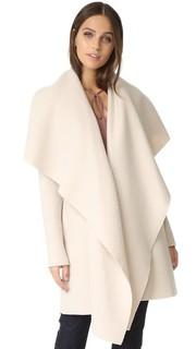 Пальто-накидка Harris Wharf London