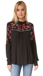 Блуза Mila Parker