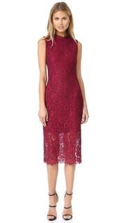 Кружевное платье Mirian Shoshanna