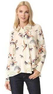 Блуза с принтом Edition10