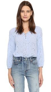 Блуза Londa из кружевного шитья Velvet