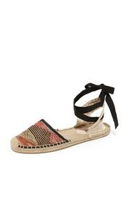 Классические сандалии Soludos