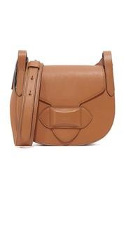 Маленькая седельная сумка через плечо Daria Michael Kors Collection