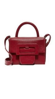 Миниатюрная сумка на ремне Maison Margiela
