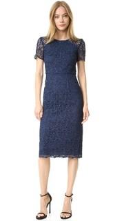 Кружевное платье Beaux Shoshanna