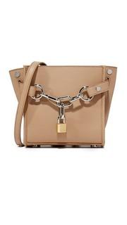 Миниатюрная сумка через плечо Attica с ремешком-цепочкой Alexander Wang