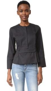 Блуза с длинными рукавами Carven