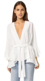Блуза с запахом Gaby Designers Remix