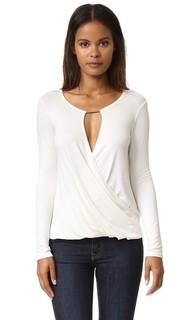 Блуза с длинными рукавами Bella